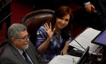 Fuentes advirtió que el Senado no habilitaría el desafuero de Cristina Kirchner   Cristina kirchner