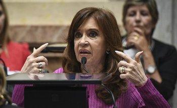"""Sigue la avanzada contra Cristina Kirchner: Pollicita pide que vaya a juicio por la causa """"Los Sauces""""   Gerardo pollicita"""