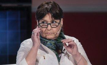 Ocaña no responde por el caso aportantes, pero festeja la detención de Boudou | Graciela ocaña