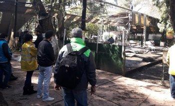 Larreta contra los abuelos: la Ciudad desaloja con su policía a jubilados en Belgrano | Por jonathan heguier