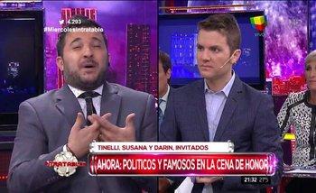 La pregunta de Brancatelli sobre los cuadernos que enfureció a Del Moro   Diego brancatelli