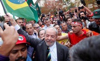 El PT presentó a Lula como su candidato ante la Justicia Electoral | Elecciones brasil