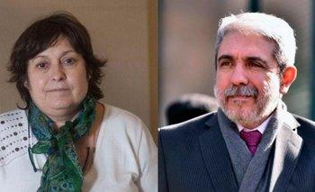 El picante cruce entre Graciela Ocaña y Aníbal Fernández | Graciela ocaña