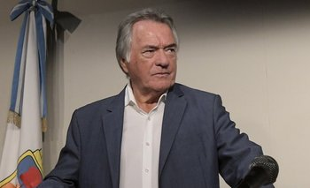 "Barrionuevo, polémico: ""Yo creo que esto termina con Cristina presa"" | Luis barrionuevo"