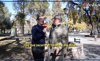 Randall López viajó a Mendoza para buscar la verdad | El destape tv