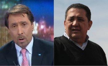 Eduardo Feinmann y Luis D'Elia cruzaron en Twitter | Luis d'elía