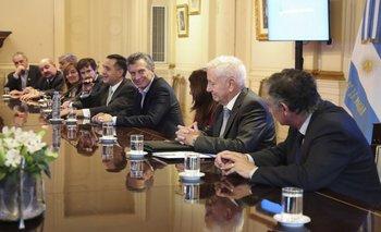 Macri montó una puesta en escena con los rectores y no dio soluciones al conflicto docente | Macri presidente