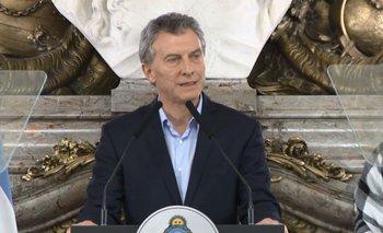 Documentos exclusivos: El decreto que prepara Macri en medio de la crisis que pone en peligro 10 mil puestos de trabajo en el Estado | El destape