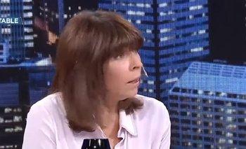 El editorial militante de Silvia Mercado a favor de Macri  | Silvia mercado