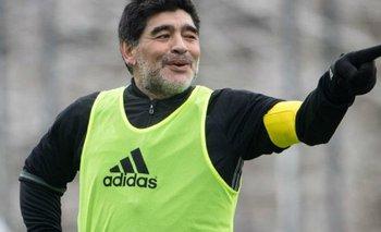 Maradona se deshizo en elogios para con De Rossi | Diego maradona