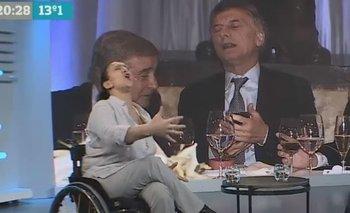 Michetti imitó a Macri cuando se enteró de la clasificación de River  | Juntos por el cambio