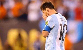 Dura sanción de la CONMEBOL contra Messi | Lionel messi