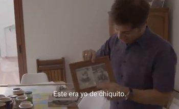 El nuevo spot de Axel Kicillof que revela una inédita historia familiar con Evita | Elecciones 2019