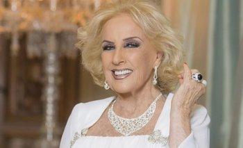 Mirtha Legrand cumple 93 años y volverá a la televisión | Televisión