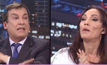 Fuerte discusión entre Vilouta y Ernestina País por los supuestos pagos en la mesa de Mirtha Legrand | Intratables