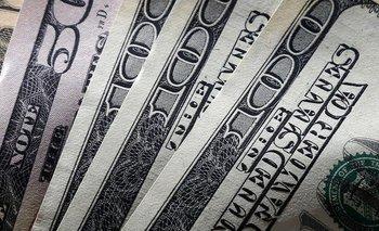 El dólar cerró a $ 46,48 | Dólar