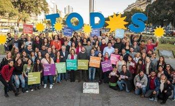 El Frente de Todos de la Ciudad cerró su campaña en el Obelisco | Elecciones 2019