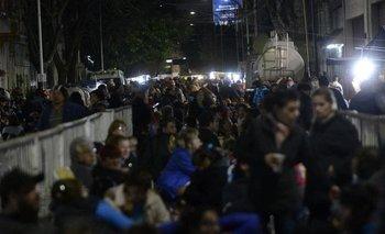 San Cayetano: miles de personas piden por trabajo en medio de la crisis   San cayetano