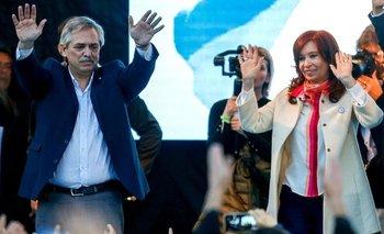 Las impactantes fotos del cierre de campaña de Alberto Fernández y Cristina Kirchner | Elecciones 2019