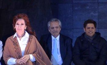 El momento en que CFK se quebró en pleno cierre de campaña   Elecciones 2019