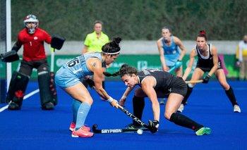 Las Leonas clasificaron a Tokio 2020   Juegos panamericanos 2019