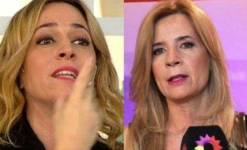 Sandra Borghi blanqueó sus conflictos con Mercedes Ninci   Sandra borghi