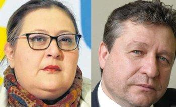 Graciana Peñafort destrozó a un periodista de Clarín   Graciana peñafort
