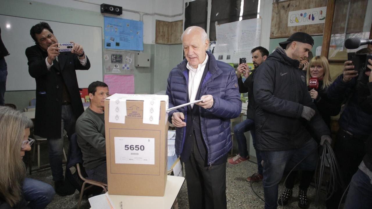 Urtubey y sus candidatos quedaron terceros en Salta - Actualidad