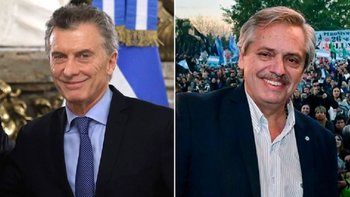 Alberto Fernández confirmó que recibió un whatsapp de Mauricio Macri | Elecciones 2019