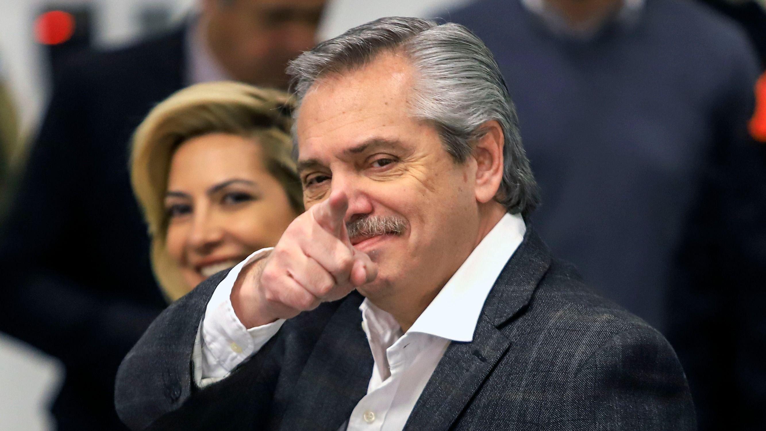 Resultado de imagen para Alberto Fernández
