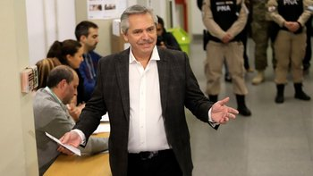 Fernández le deja la puerta abierta a Lavagna   Elecciones 2019
