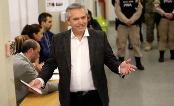 Fernández le deja la puerta abierta a Lavagna | Elecciones 2019