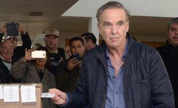 Pichetto vivió una aplastante derrota hasta en la mesa donde votó | Elecciones 2019
