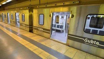 Paro en la línea C de subtes por falta de trenes | Transporte