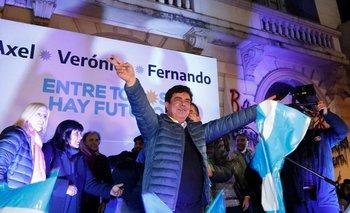 Espinoza anunció nuevo bono para municipales de La Matanza | La matanza