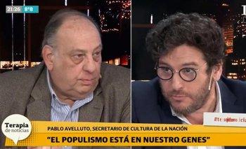 Pablo Avelluto se enorgulleció de los despidos en Cultura | Gabinete