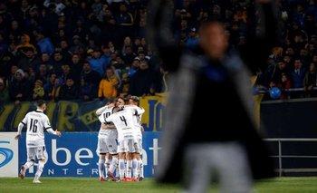 Almagro eliminó a Boca de la Copa Argentina por penales | Copa argentina