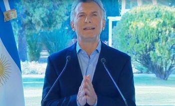 Macri pidió perdón por culpar a los votantes de la crisis  | Crisis económica