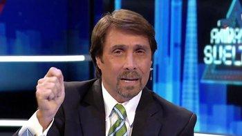Eduardo Feinmann apuntó contra Juan Carr y aseguró que obedece a Cristina Kirchner | Elecciones 2019