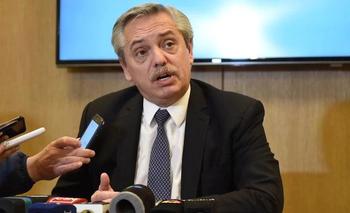 El mensaje de Alberto Fernández por la muerte del intendente de Henderson | Frente de todos