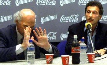 El día que Macri se enojó con Bianchi como con los argentinos  | Mauricio macri