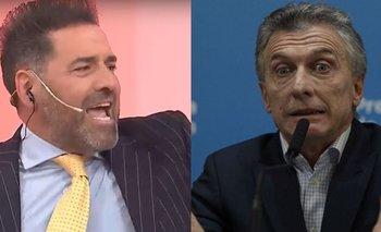 "Mariano Iúdica: ""Macri habló mal de su padre muerto, ¿querés códigos?""   Polémica en el bar"