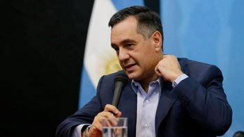 El ministro Finocchiaro cruzó a un periodista por una pregunta sobre aprietes | Elecciones 2019