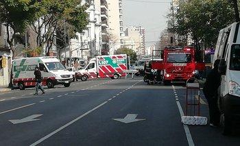 Incendio en el subte E:  hay 25 personas afectadas | Subtes