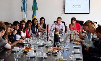 Moreno elaboró un protocolo sobre igualdad de género y prevención de acoso sexual | Moreno