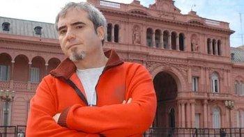 Osvaldo Bazán encabezó una campaña macrista en las redes sociales | Tn