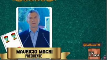 Para TN, Alberto Fernández es el ancho de espada y Macri el cuatro de copas | Tn