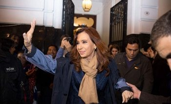 Dos custodios de Cristina Kirchner le salvaron la vida a una persona | Cristina kirchner