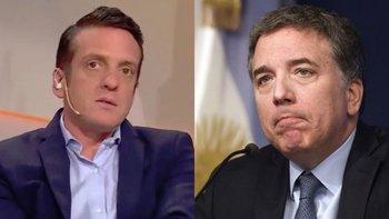 El lapidario tuit de Mauro Szeta contra Dujovne por la crisis económica  | En twitter