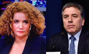 Nancy Pazos destrozó a Dujovne | Elecciones 2019